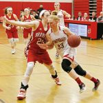 Pomperaug girls hoops