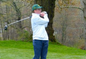 Holy Cross golf - Nate Erdtmann 1