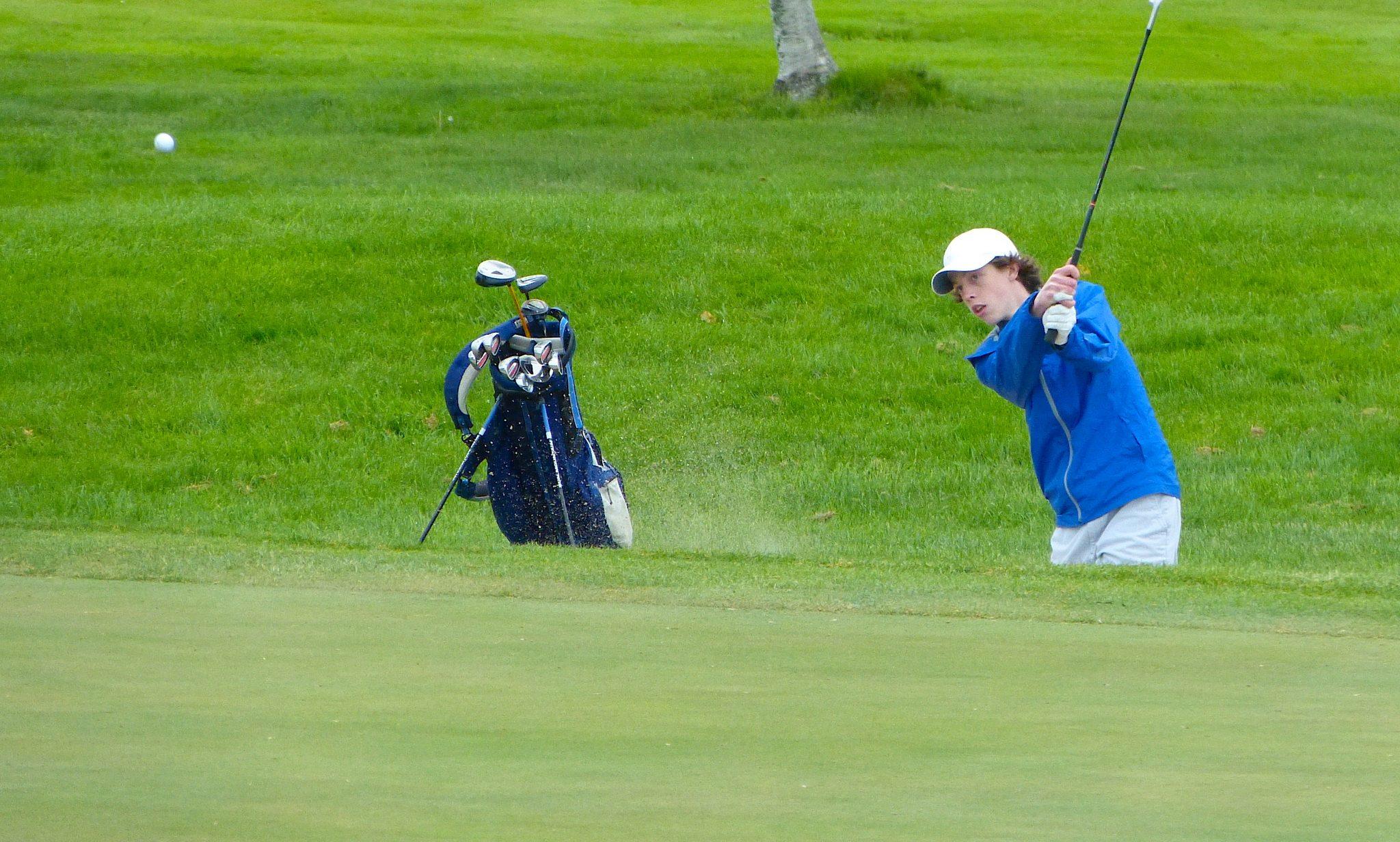 VIDEO: Berkshire League golf tournament highlights | The Zones