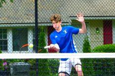 Litchfield boys tennis - Class S - Miles Chapman