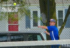 Litchfield boys tennis - Class S - Ryan Garden