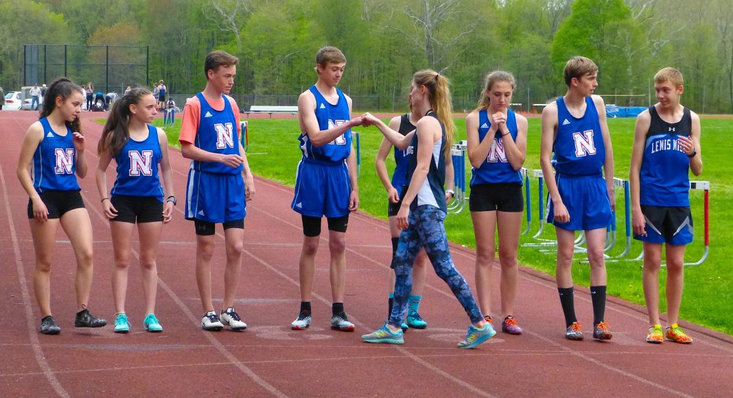 Girls Track Roundup For May 7: Holy Cross Sweeps