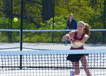 Sacred Heart tennis - Ava Longo 1