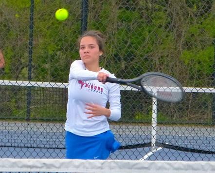 St. Paul tennis - Ximena Varela-Marin 2