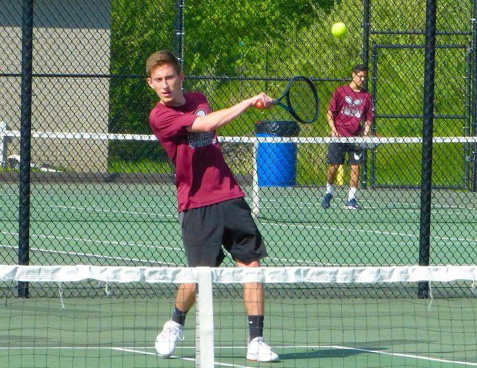 Torrington boys tennis - Brett Stater 4