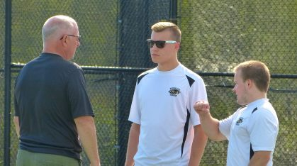 Woodland boys tennis 1