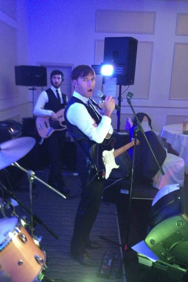 The Zoots, Zoots band, Katie and Paul, The Clifton Arms Lytham, Wedding at Clifton Arms, Wedding band Lancashire, Wedding band Wiltshire, Wedding band Berkshire, Wedding band Somerset, Wedding band Bristol, Wedding band Bath, sixities wedding band, The Zoots Band, Jamie Goddard
