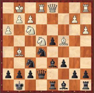 Sacrificio ajedrez 2
