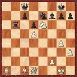 Solución sacrificio mágico 3 – Anand vs Topalov