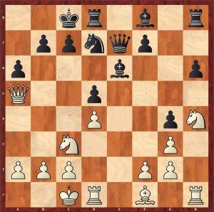 Sacrificio ajedrez