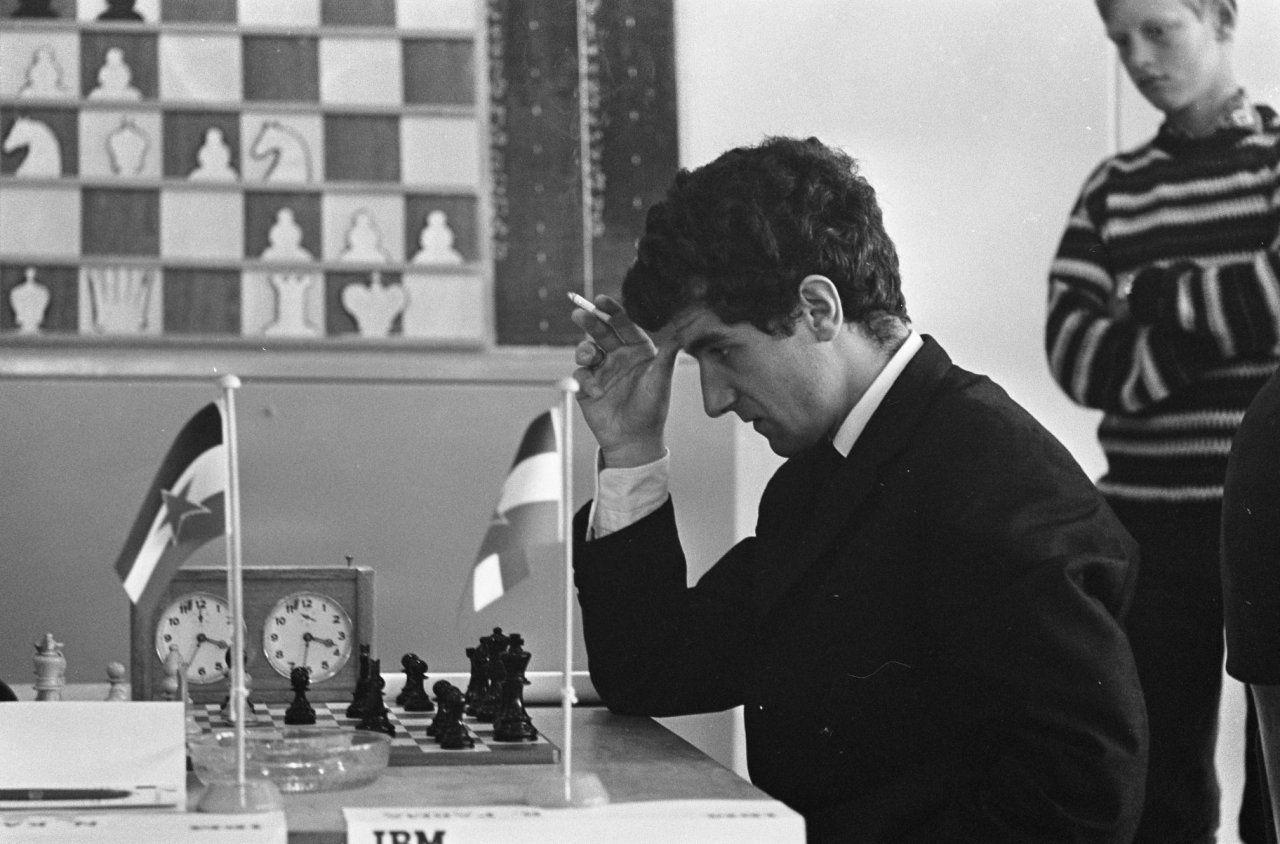 Pensamiento en ajedrez
