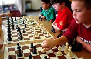 ajedrez niños