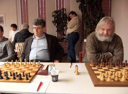 mejores entrenadores de ajedrez