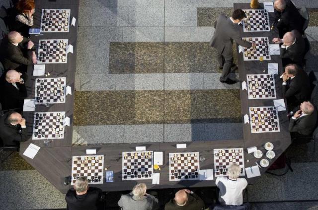 Récords de ajedrez