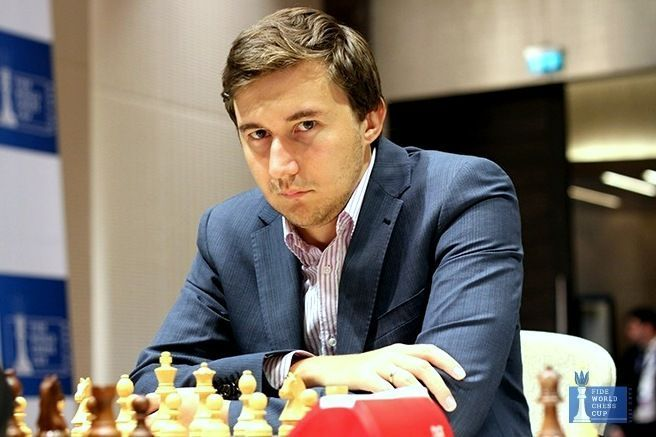 Sergey Karjakin rating