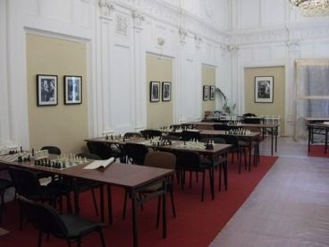 central chess club
