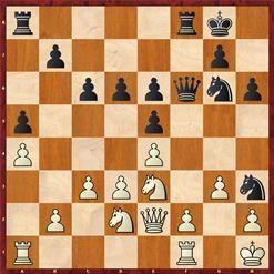 Partida Carlsen Karjakin