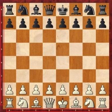 coordenadas para jugar al ajedrez