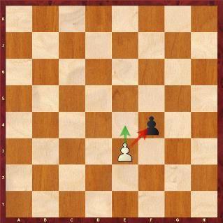 Normas para jugar al ajedrez dibujo niña