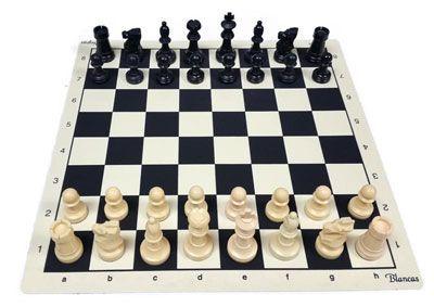 Tablero enrollable Play Magnus