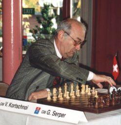 Defensa Francesa jugador de ajedrez