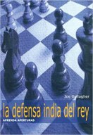 libros sobre la defensa india de rey