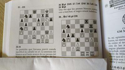 cómo estudiar libros de ajedrez