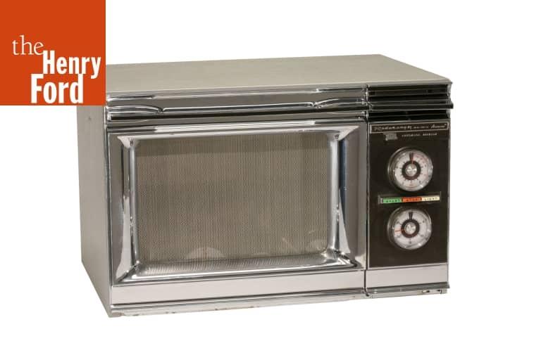 amana radarange microwave oven 1975