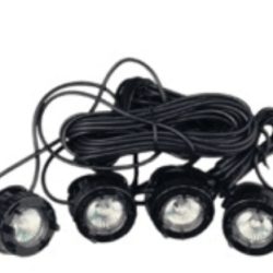 Four-light LED Light Kit