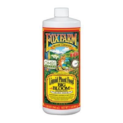 FoxFarm Big Bloom Liquid Plant Food