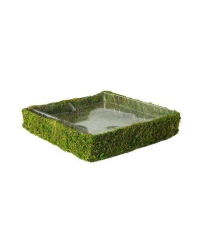 SuperMossⓇ Square Deco Basket