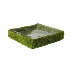SuperMossⓇ Square Deco Basket