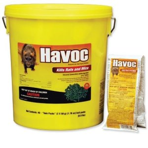 Havoc® Rat Poison