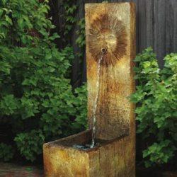 Del Sol Single Spout Fountain