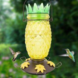 Pineapple - Hummingbird Feeder