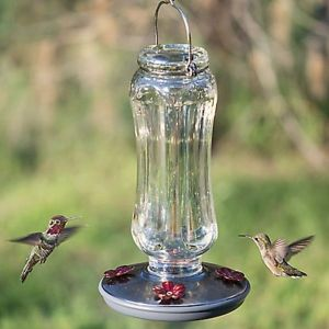 Starglow Vintage - Hummingbird Feeder