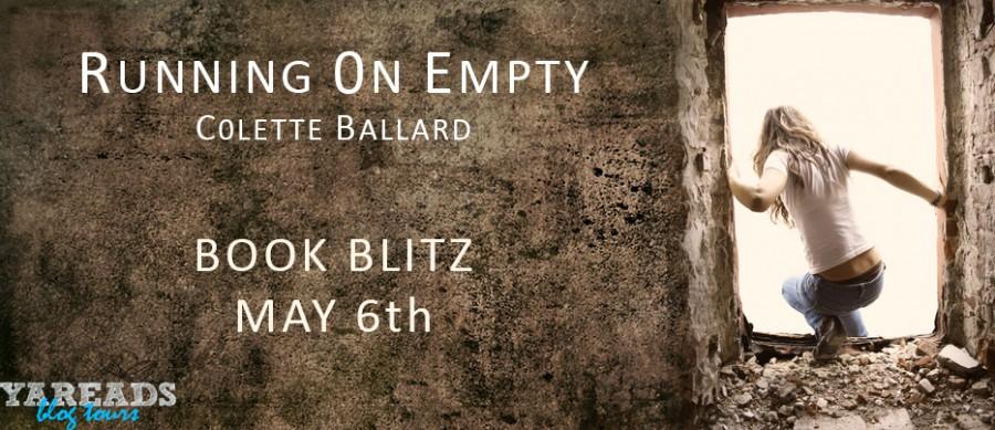 Running on Empty Book Blitz