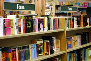 Why I REad and Write Young Adult Fiction
