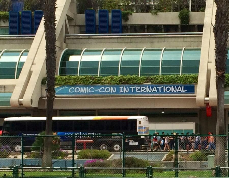 Comic-Con International - San Diego - 2014