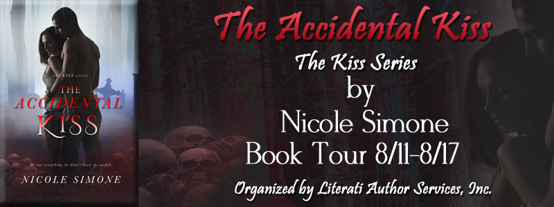 The Accidental Kiss Blog Tour