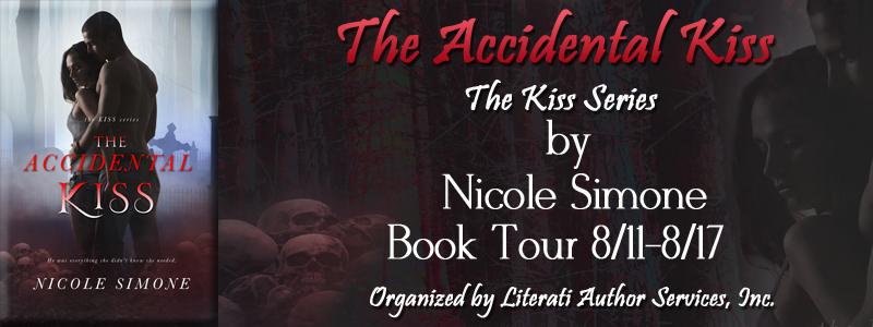 The Accidental Kiss Blog Tour