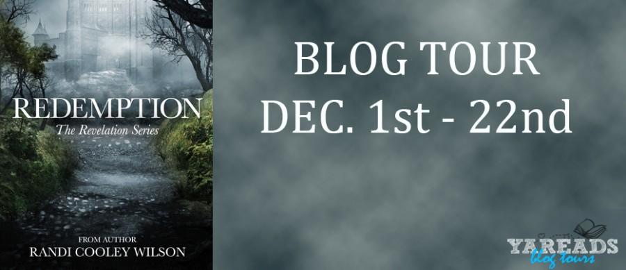 Redemption Blog Tour