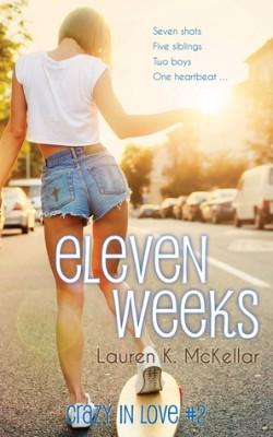 Eleven Weeks by Lauren K. McKellar