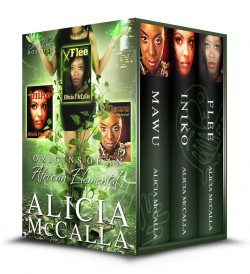 Origins of an African Elemental by Alicia McCalla