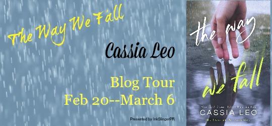 The Way We Fall Blog Tour
