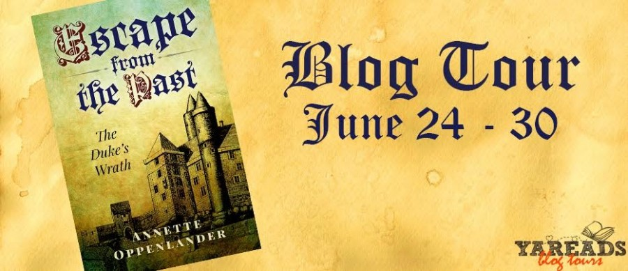 Escape from the Past Blog Tour