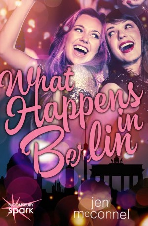What Happens in Berlin (Adventures Abroad #3) by Jen McConnel