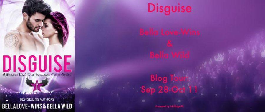 Disguise Blog Tour
