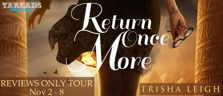 Return Once More Blog Tour