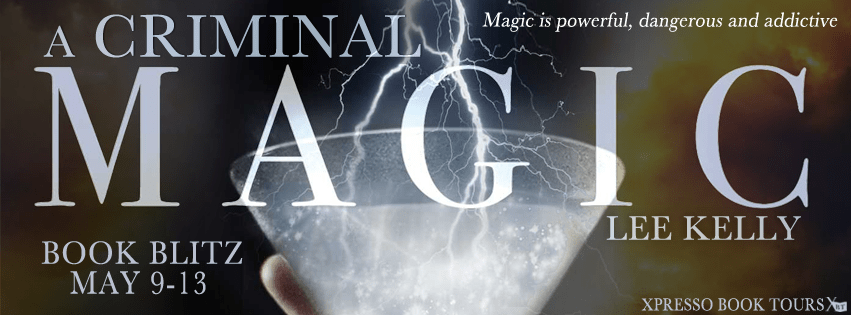A Criminal Magic Book Blitz